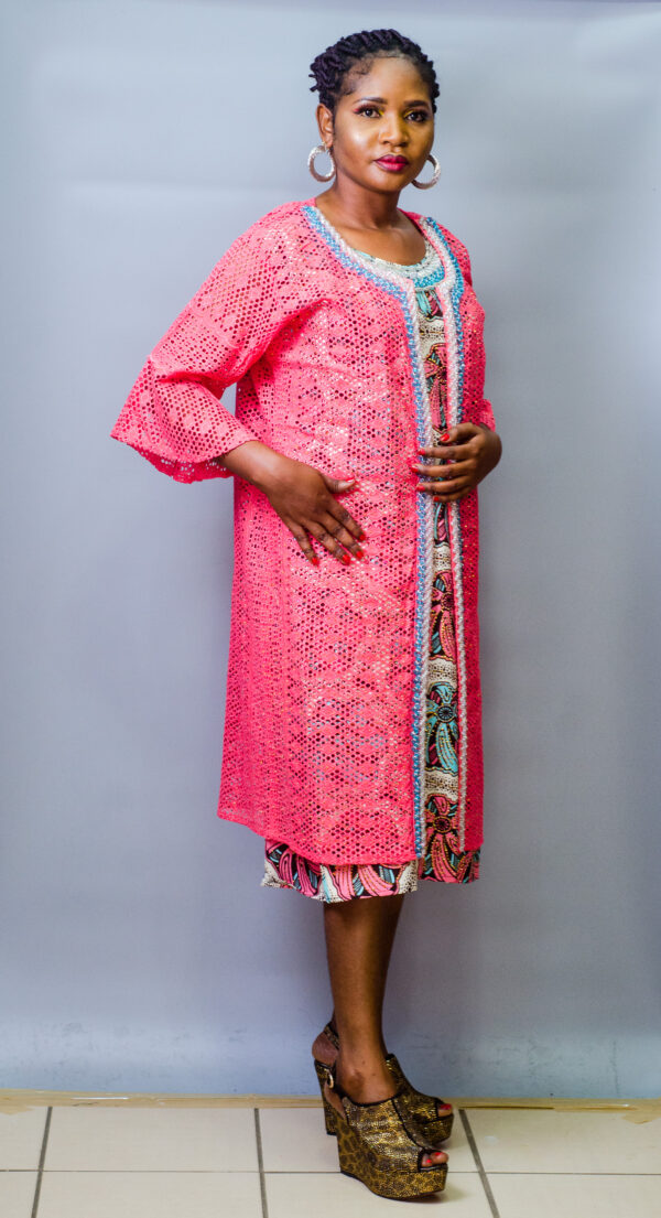 How to dress stylishly in African Designs