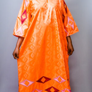 Getzner Dress with Embroidery